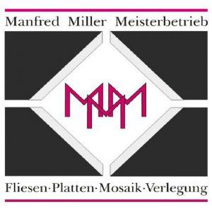 Logo Miller Fliesenleger